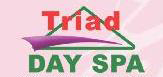 TRIAD DAY SPA Logo