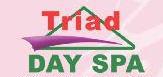 TRIAD DAY SPA Logo